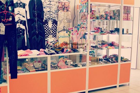 Магазин одежды «Милана»